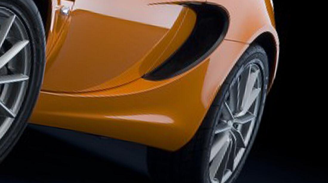 Lotus Elise 2011