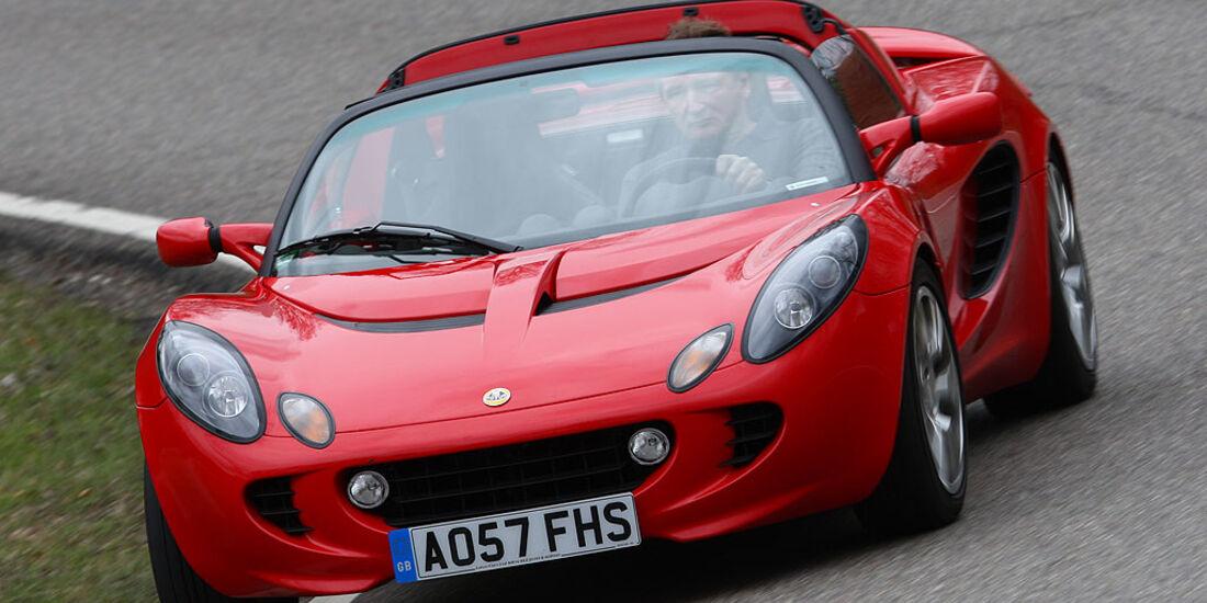 Lotus Elise Einzeltest 1008