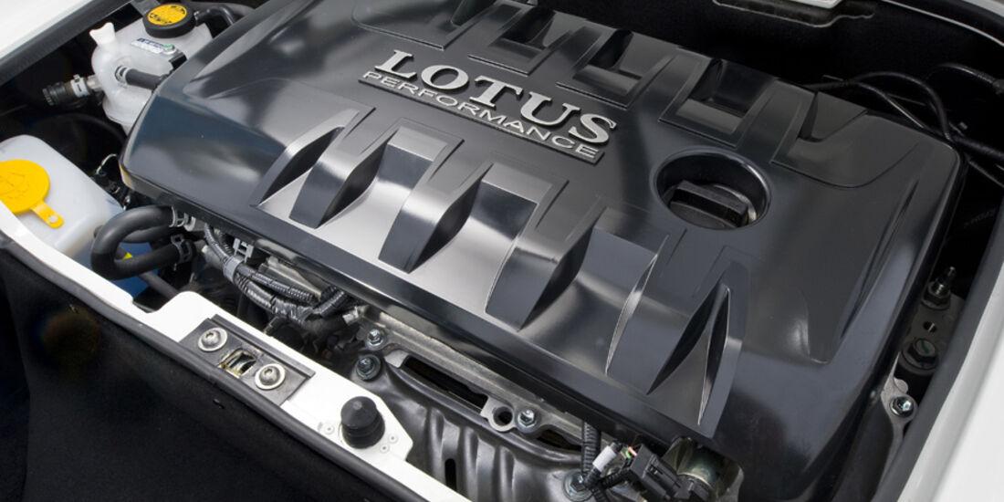 Lotus Elise Motor