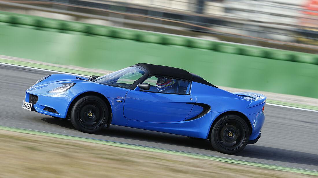 Lotus Elise S CR, Vergleichstest, spa 04/2014, Heftvorschau