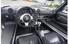 Lotus Elise SC Mk2, Cockpit