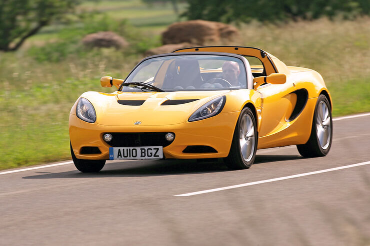 lotus elise auto motor und sport. Black Bedroom Furniture Sets. Home Design Ideas