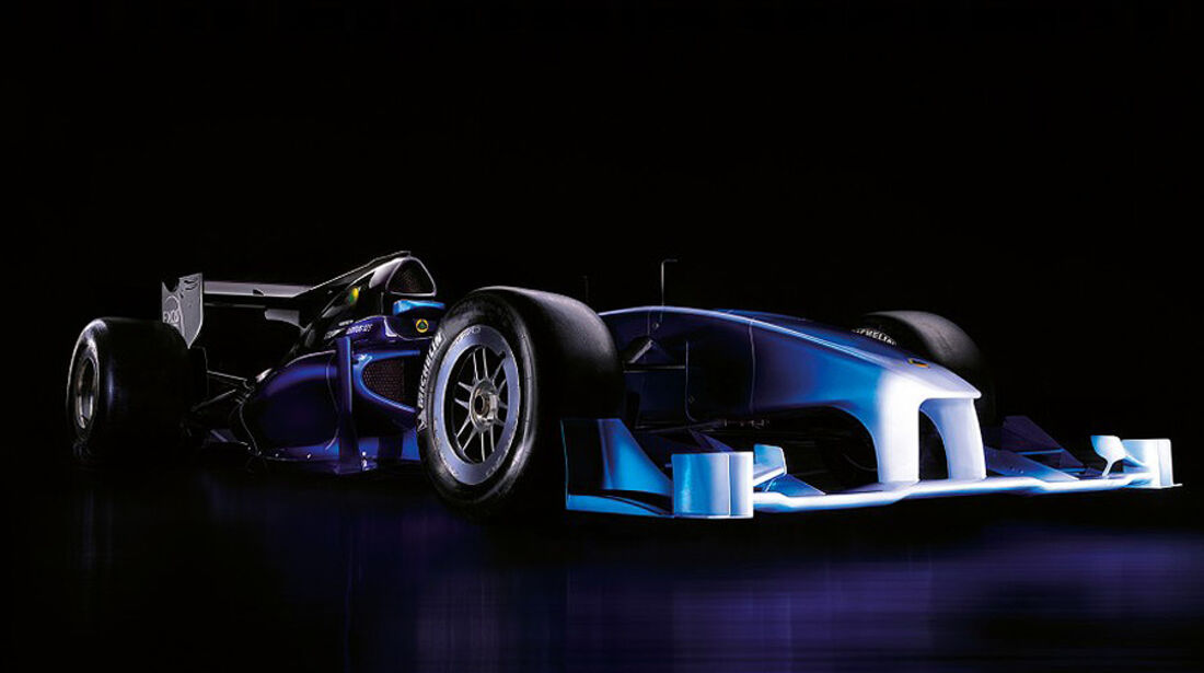 Lotus Exos Type 125