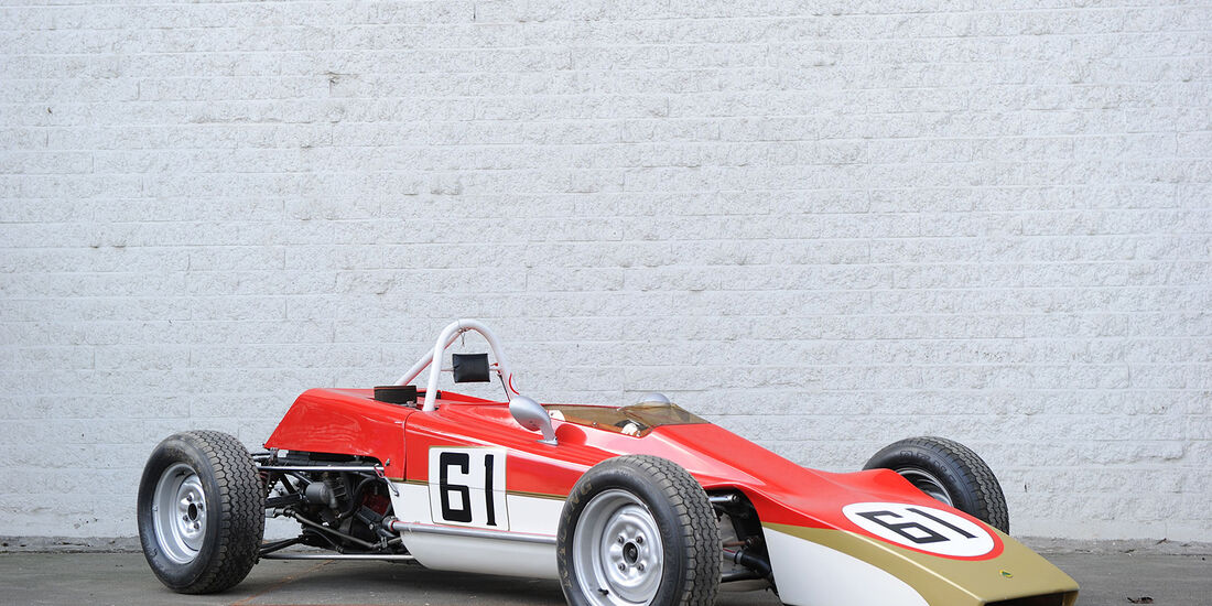 Lotus-Ford Type 61 Formel Ford