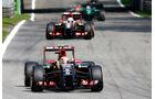 Lotus - Formcheck - GP Italien 2014