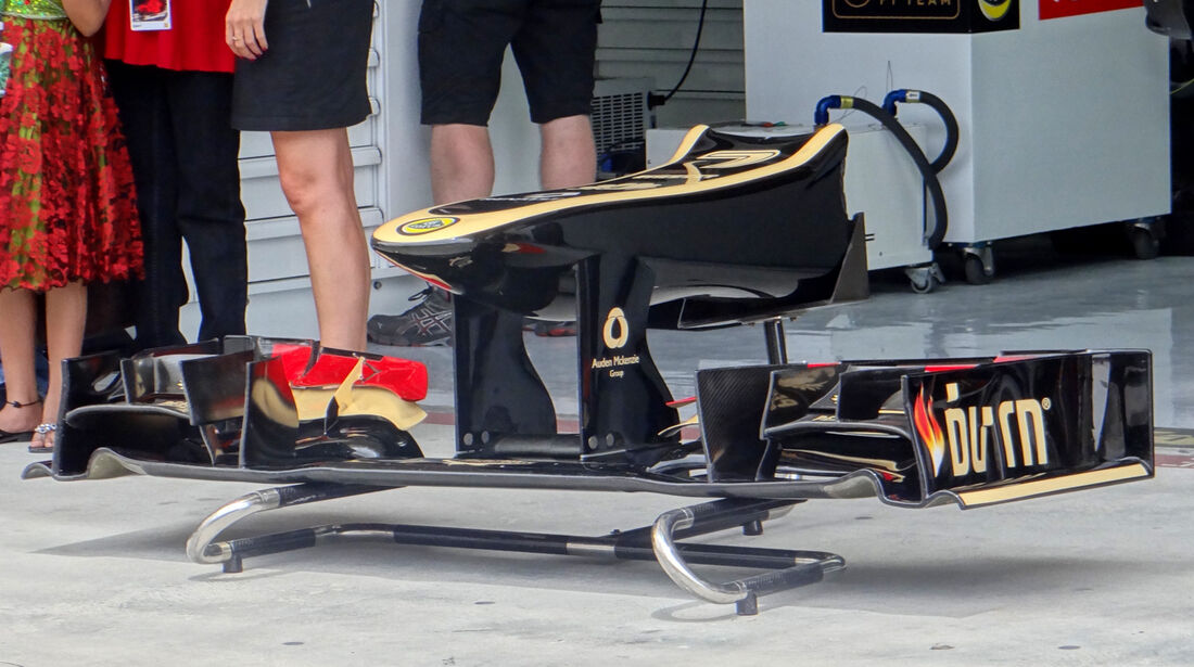 Lotus - Formel 1 - GP Bahrain - 19. April 2013
