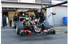 Lotus - Formel 1 - GP Belgien - Spa-Francorchamps - 21. August 2015