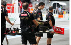 Lotus - Formel 1 - GP Brasilien - Sao Paulo - 24. November 2012