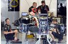 Lotus - Formel 1 - GP Italien - 4. September 2014