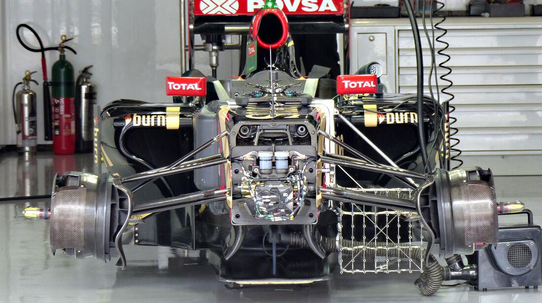 Lotus - Formel 1 - GP Japan - 3. Oktober 2014