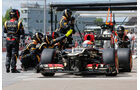 Lotus - Formel 1 - GP Kanada 2013