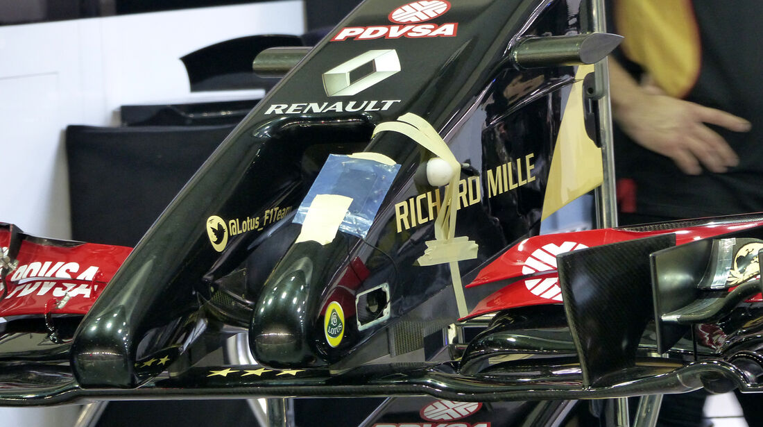 Lotus - Formel 1 - GP Singapur - 18. September 2014