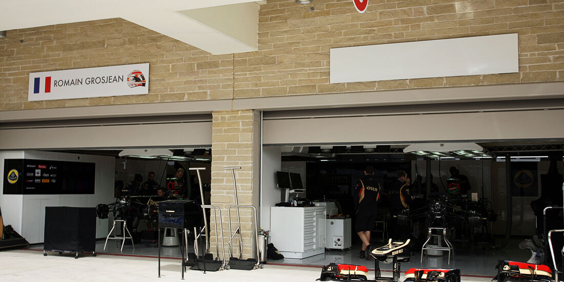 Lotus - Formel 1 - GP USA - 14. November 2013
