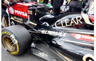 Lotus - Formel 1 - Technik - GP Belgien 2014
