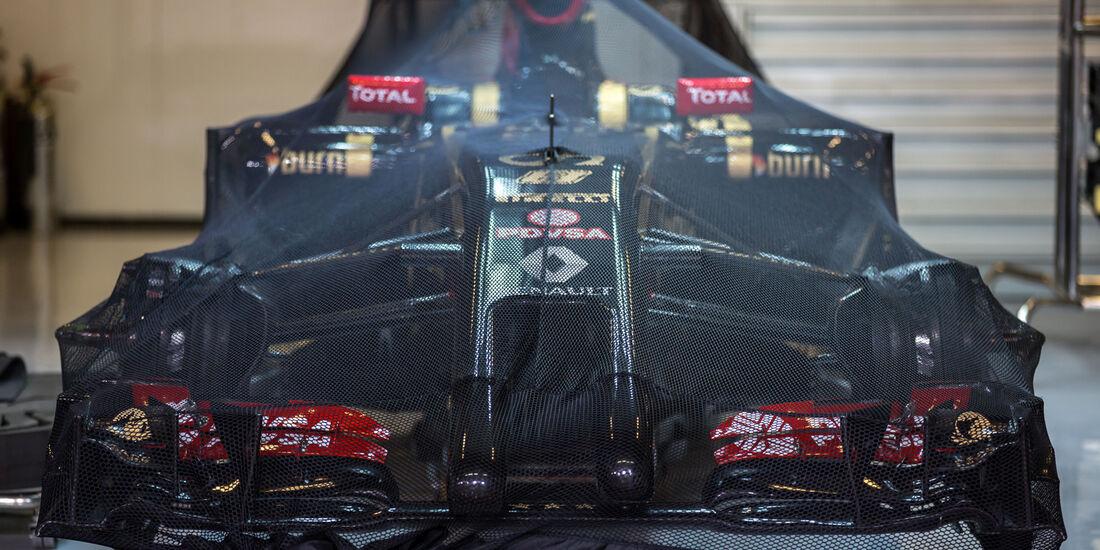 Lotus - GP Abu Dhabi 2014