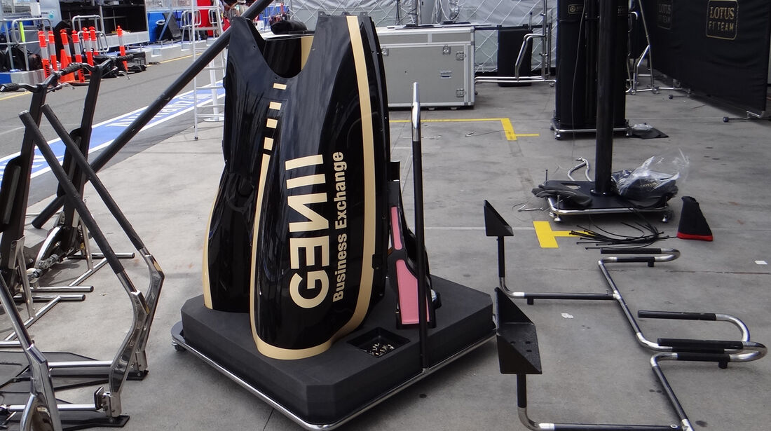 Lotus - GP Australien - 14. März 2012