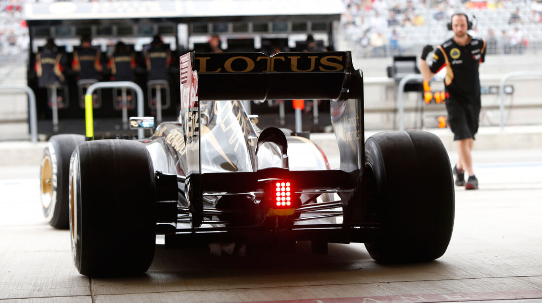 Lotus - GP USA 2013