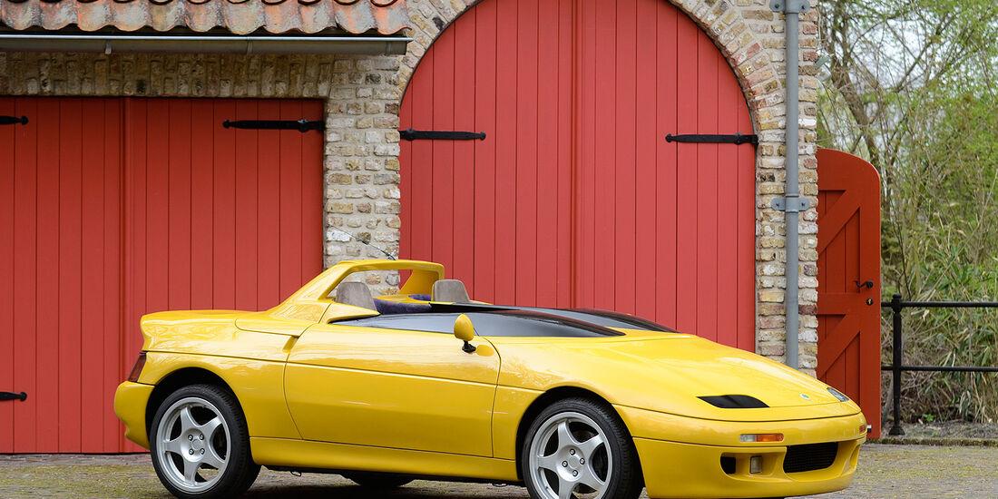 Lotus  M200 Speedster Concept Car