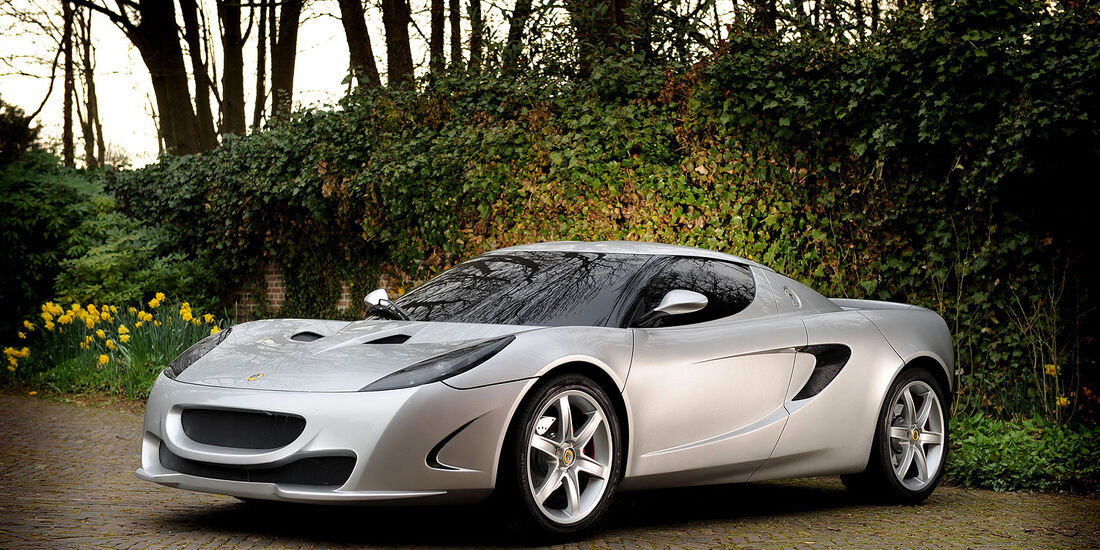 Lotus M250 Concept Clay Model