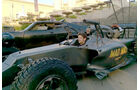 Lotus - Mad Max-Showcar - 2015 - Formel 1 - GP Spanien