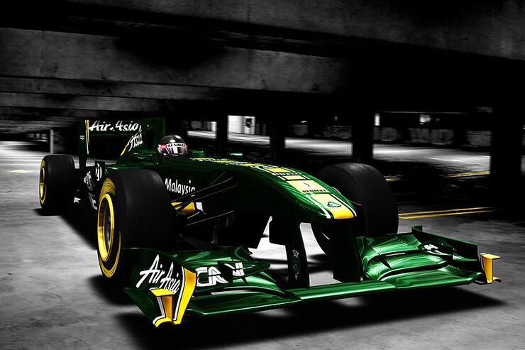 Lotus T128 2011