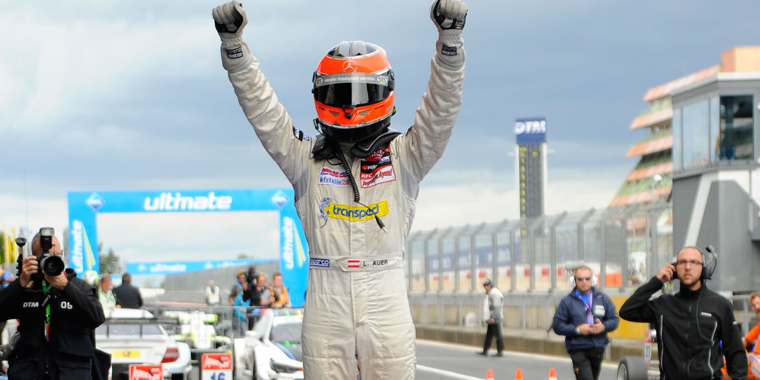 Lucas Auer - Formel 3 EM Nürburgring 2014