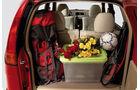Luis 4U green Elektroauto, SUV, Kofferraum
