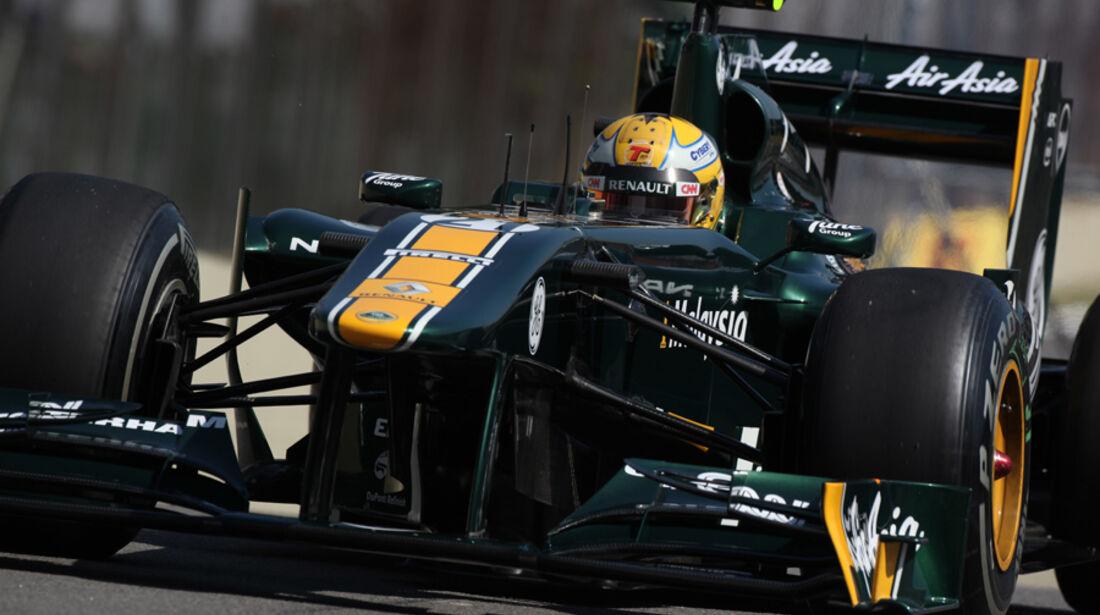 Luiz Razia - GP Brasilien - 25. November 2011