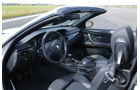 M3 Pickup, Cockpit