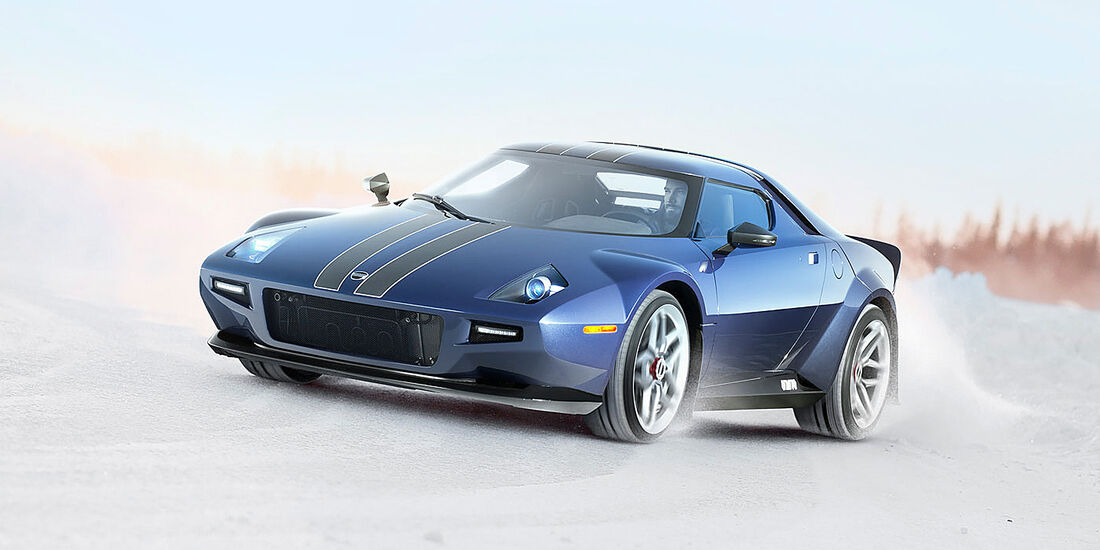 MAT New Stratos - Serie - Coupes ueber 150000 Euro - sport auto Award 2019