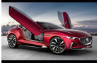 MG E-Motion Supercar Concept