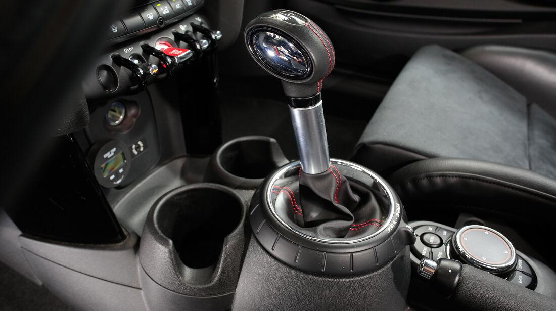 MG-Performance-Mini JCW, Schalthebel