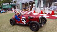 MG TC Special 1949 GP Australien Classics