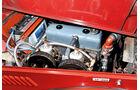 MG TF 1500, Motor