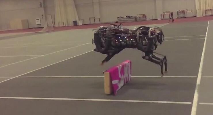 MIT Cheetah 2, Roboter, Gepard, Robotik