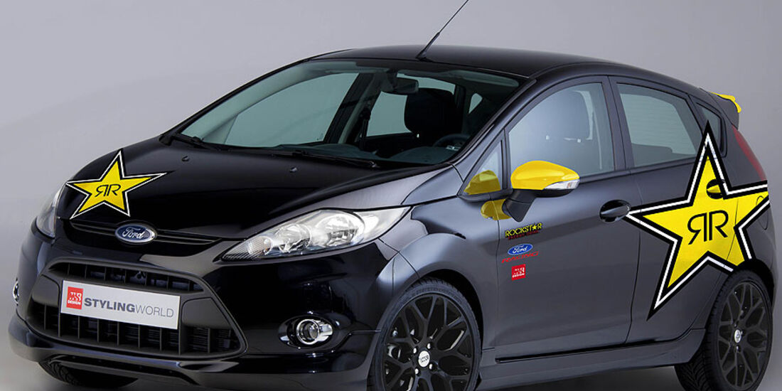 MS Design Ford Fiesta