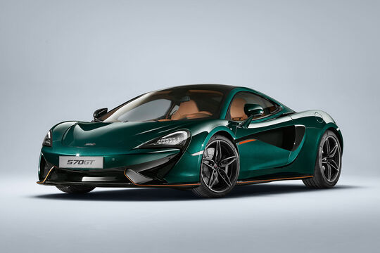 MSO Collection McLaren 570GT
