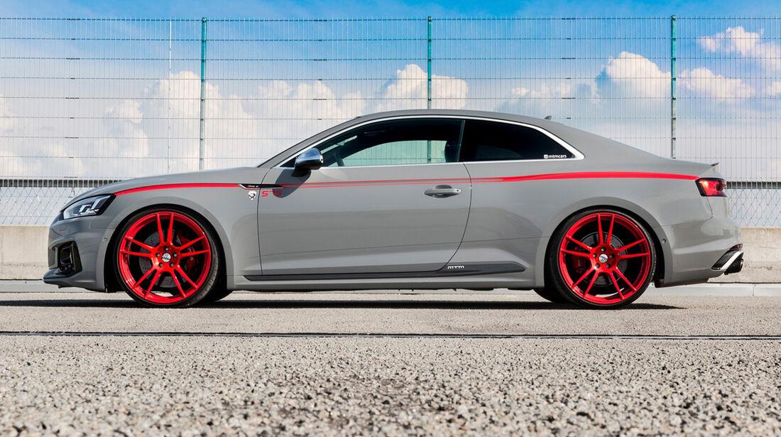 MTM-Audi RS 5 R Quattro - Tuning - Coupé - sport auto Award 2019