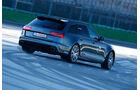 MTM-Audi RS 6 R, Heckansicht, Driften