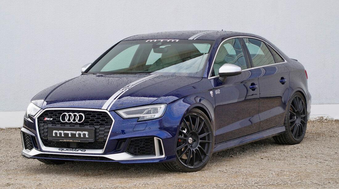 MTM-Audi RS3 R Quattro - Tuning - Kompaktwagen - sport auto Award 2019