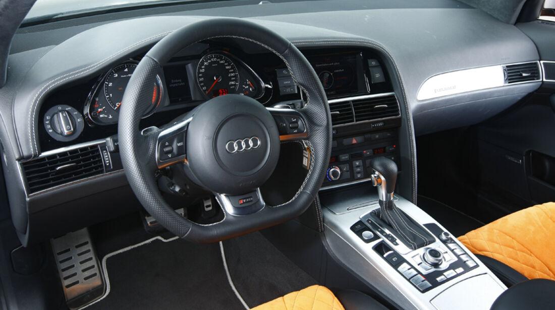 MTM-Audi RS6 Clubsport, Innenraum