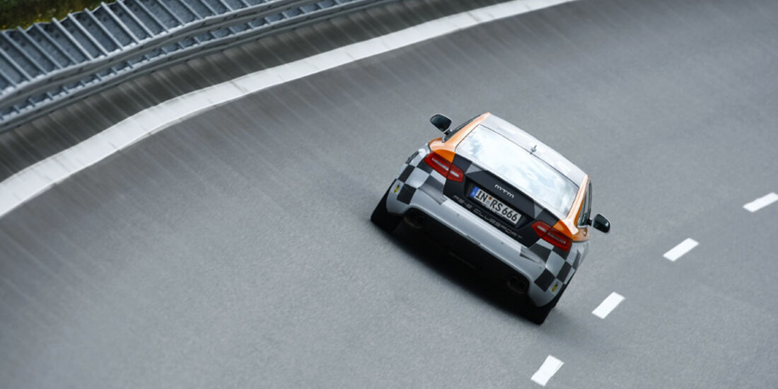 MTM-Audi RS6 Clubsport