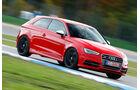 MTM-Audi S3, Frontansicht