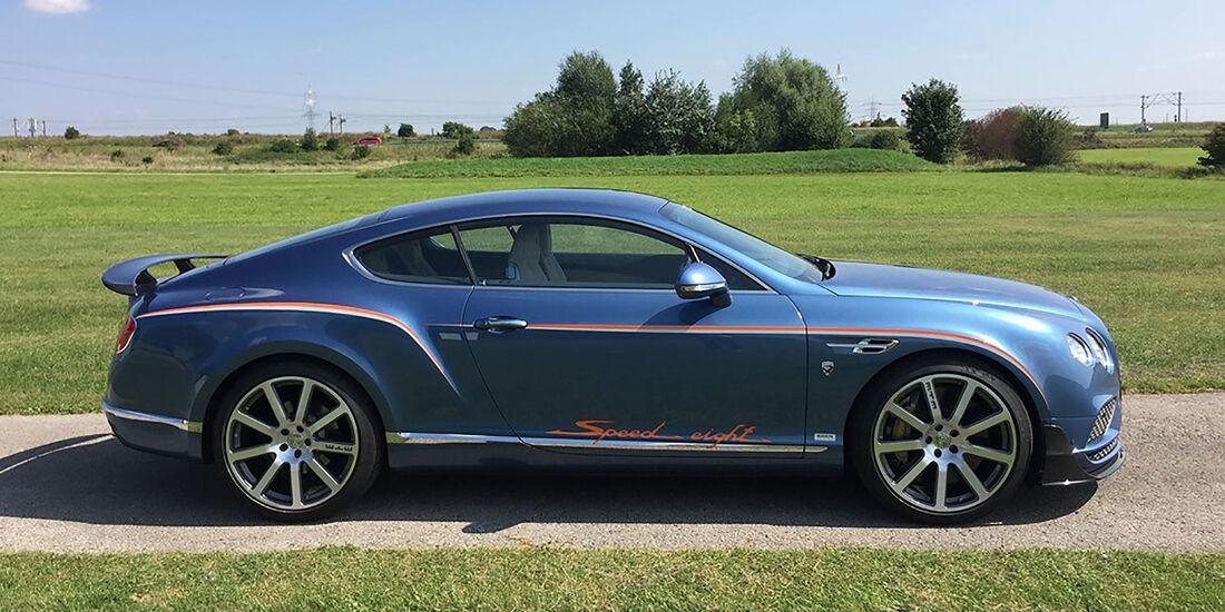 MTM Bentley Continental GT Birkin Speed Eight