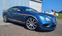 MTM Bentley Continental GT Birkin Speed Eight