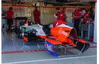 Manor F1 - GP England - Silverstone - Freitag - 3.7.2015