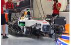 Manor F1 - GP Russland - Sochi - Freitag - 9.10.2015