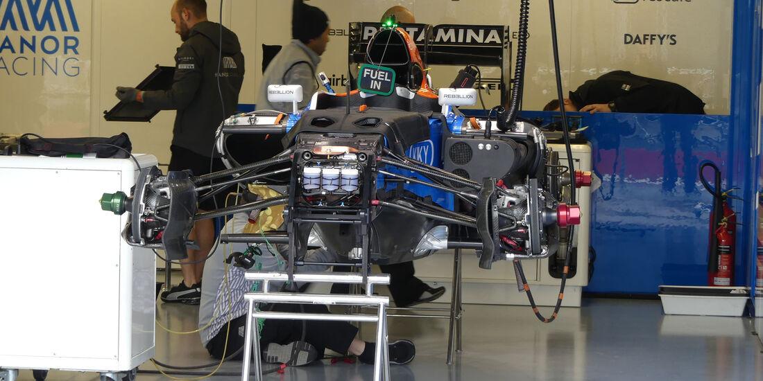 Manor - Formel 1 - GP Kanada - Montreal - 9.6.2016