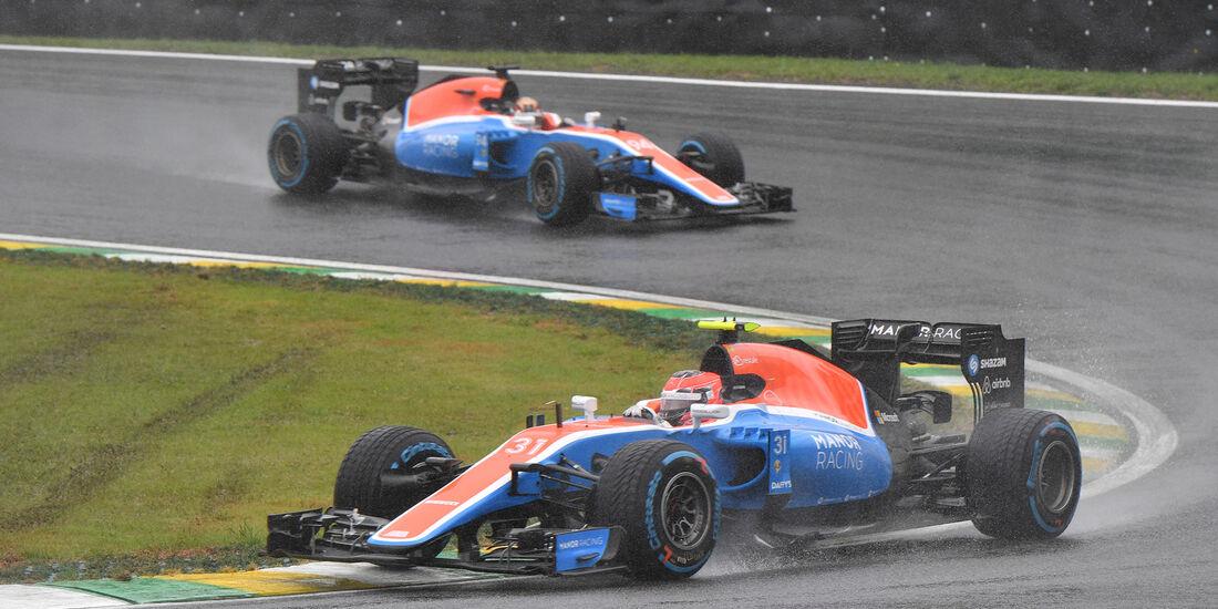Manor - GP Brasilien 2016