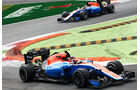 Manor - GP Italien 2016